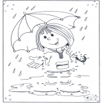 Рукоделие - Точка за точкой - Зонт