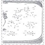 Рукоделие - Точка за точкой - зоопарк 4