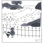 Рукоделие - Точка за точкой - зоопарк 5