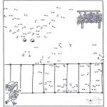 Рукоделие - Точка за точкой - зоопарк 9