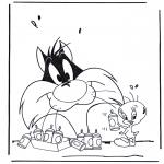 Персонажи комиксов - Том и Джерри 1