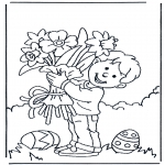 Темы - Цветы на Пасху