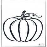 Темы - Тыква хэллоуин
