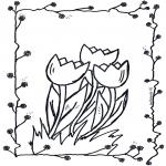 Разнообразные - Тюльпаны