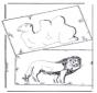 Верблюд и лев