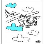 Разнообразные - Вертолет 3