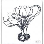 Разнообразные - Весенние цветы 1