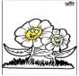 Весенние цветы 3