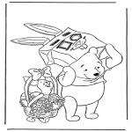Персонажи комиксов - Винни Пух 2
