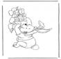 Винни Пух - Пасхальный Заяц