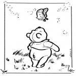 Персонажи комиксов - Винни Пух 6
