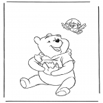 Персонажи комиксов - Винни Пух 8