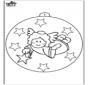 Ёлочный шар - Ангел 2
