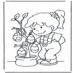 Темы - Яйца на дереве