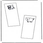 Рукоделие - Закладка для книг 1
