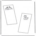Рукоделие - Закладка для книг 4