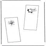 Рукоделие - Закладка для книг 5