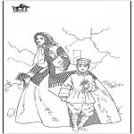 Разнообразные - Женщина и мальчик