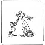 Персонажи комиксов - Золушка 2