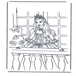 Персонажи комиксов - Золушка 4