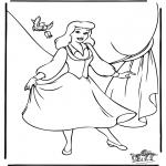 Персонажи комиксов - Золушка 8