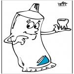 Разнообразные - Зубная паста