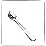 Разнообразные - Зубная щетка